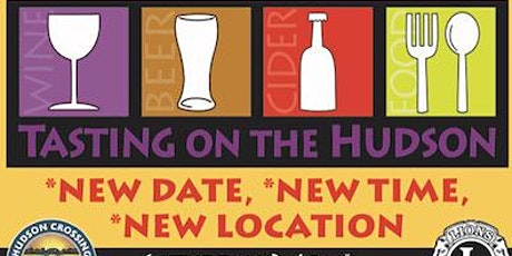 TASTING ON THE HUDSON tickets