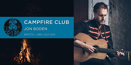 Campfire Club Bristol: Jon Boden tickets