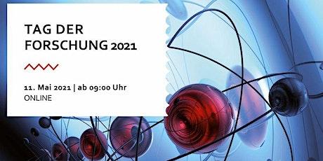 Online Konferenz: Tag der Forschung 2021 Tickets