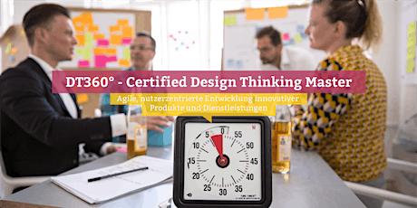 DT360° – Certified Design Thinking Master, Köln Tickets