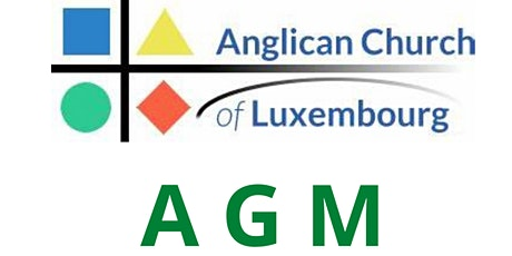 Anglican Church of Luxembourg - Annual General Meeting 2021 tickets