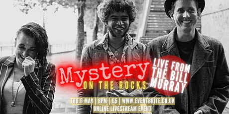 Mystery on the Rocks: Live From The Bill Murray Tickets