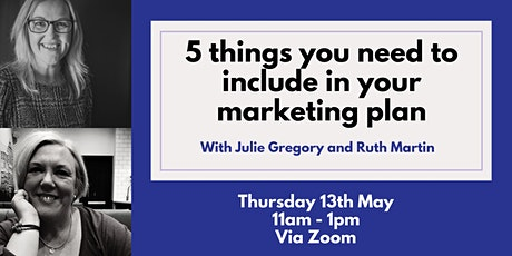 5 Things you need to include in your Marketing Plan tickets
