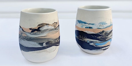 Pottery Workshop • Make your own unique mug in The Freedom Hub tickets