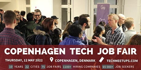 Copenhagen Tech Job Fair tickets