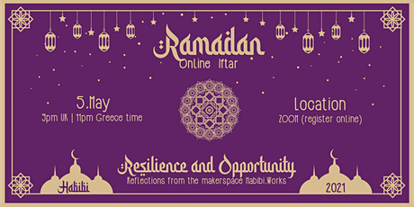 Resilience and Opportunity: Reflections from the makerspace Habibi.Works tickets