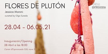 Flores de Plutón de Jessica Moroni entradas
