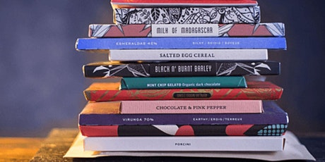 A virtual craft chocolate tasting with Cocoa Runners Tickets