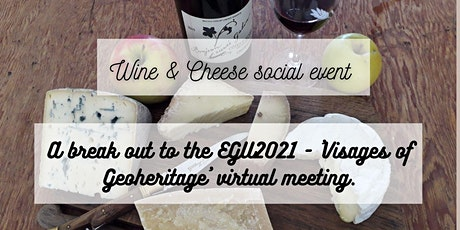 Wine & Cheese Social Event tickets