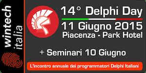 Delphi Day 2015 + Seminari