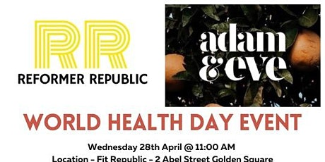 Gather & Grow: World Health Day tickets