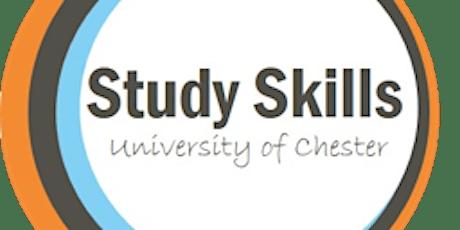 Study Skills Webinar: Critical Analysis of Published Statistics tickets