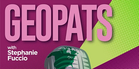 Global Women Podcast Editor Panels: Geopats Podcasting: (3 of 4) tickets