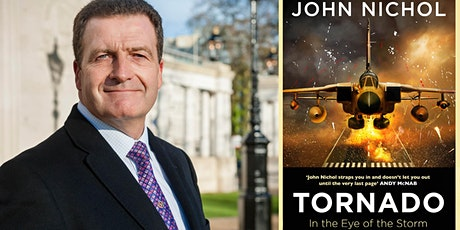Tornado: An Evening with John Nichol tickets
