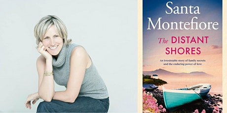 Book Launch: The Distant Shores by Santa Montefiore tickets