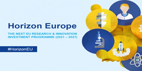 Horizon Europe -Cluster 2 Information event tickets