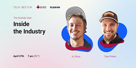 Beetroot & Fluxon tech meetup: Inside the Industry tickets