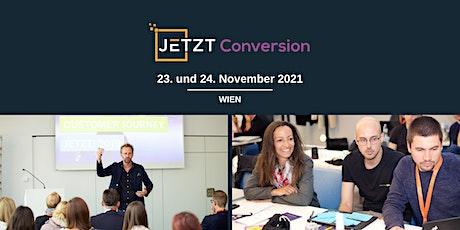 JETZT Conversion 2021 tickets