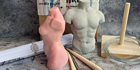 Fine Art Workshop: Make A Human Torso Out Of Clay tickets