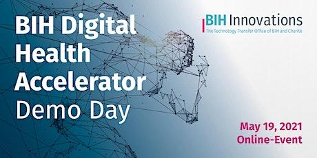 Berlin Health Innovations: Digital Health Accelerator - Demo Day 2021 Tickets