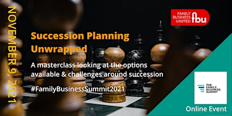 Succession Planning Unwrapped tickets