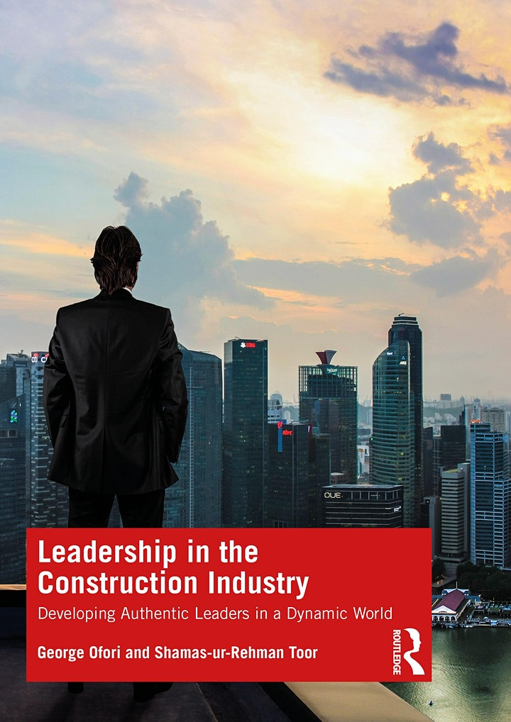 Leadership in the Construction Industry Book Launch image