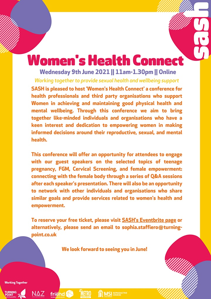 Women's Health Connect image