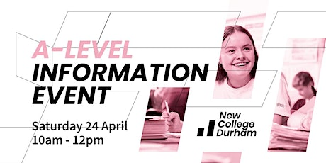A-Level Open Day tickets