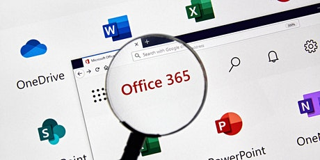 MS 365 : Outlook, OneDrive,  OneNote, Teams, Forms (3x2h) tickets