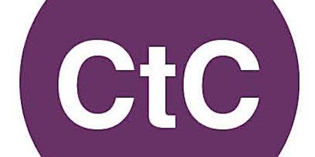 CtC Virtual Social via Zoom tickets