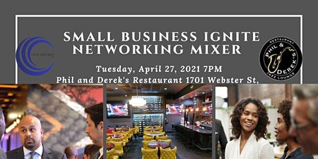 Small Business Ignite -Networking Event 4/27 tickets