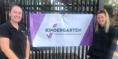 Expression of interest for our 3 and 4 year old Funded Kindergarten 2022 tickets