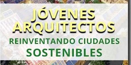 JÓVENES ARQUITECTOS ONLINE - 20 MAYO 2021 boletos