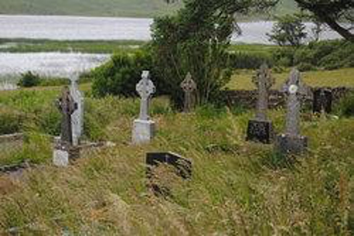 Understanding local graveyards and burial grounds with Michael Gibbons image