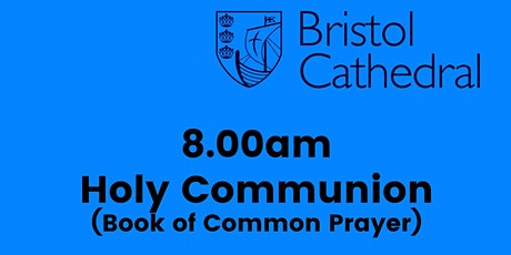 BCP Communion (Third Sunday after Easter) tickets