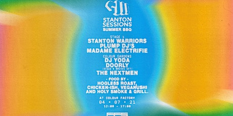 Stanton Sessions – Summer BBQ tickets