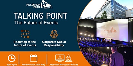 Talking Point:  The Future of Events tickets