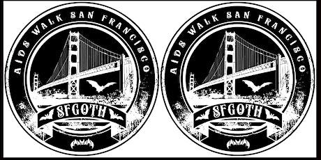 SF GOTH Aids walk Fundraiser at Cat Club tickets