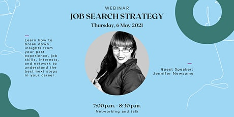 Successful Job Search Strategies tickets