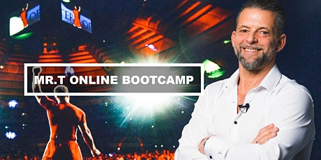 Mr. T's Online Bootcamp Tickets