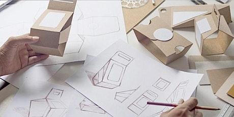 Curso On-Line: Estratégias de  Inovação com Embalagens. bilhetes