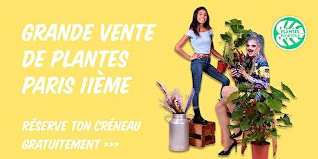 Grande Vente de Plantes - Paris 11 ème billets