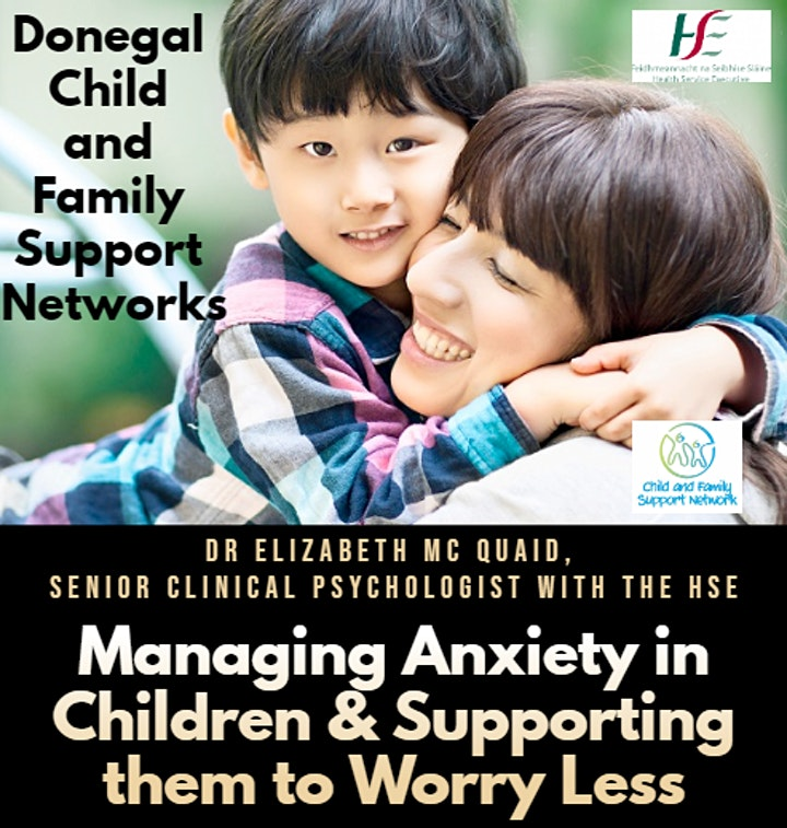 Managing Anxiety in Children and Helping Them to Worry Less image