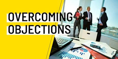 Overcoming Objections in Sales biglietti