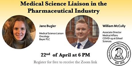 Medical Science Liaison in the Pharmaceutical Industry tickets