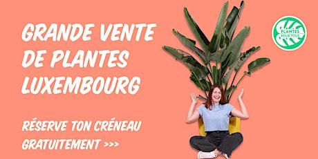 Grande Vente de Plantes - Luxembourg tickets