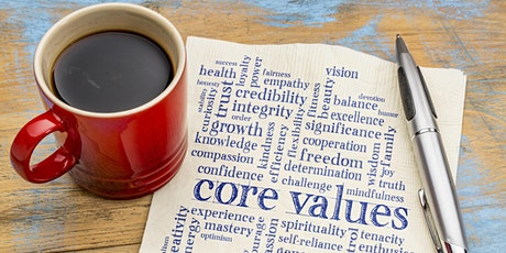 Values-Based Virtual Writing Retreat, May 12-14th 2021 tickets