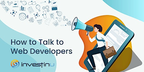 How to Talk to Web Developers tickets