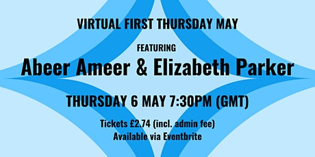 Virtual First Thursday May tickets