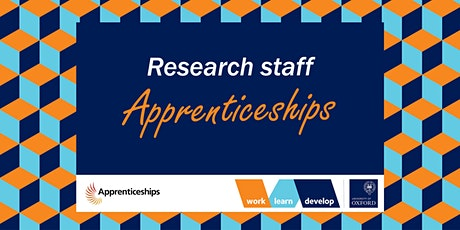Apprenticeships for Research Staff | Apprenticeship Expo tickets